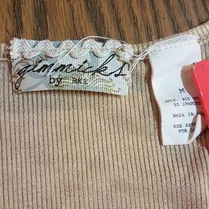 gimmicks by BKE Tops - Gimmicks women's l/s blouse